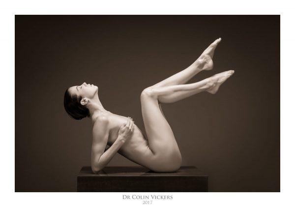 Denisa Strakova by Dr Colin Vickers