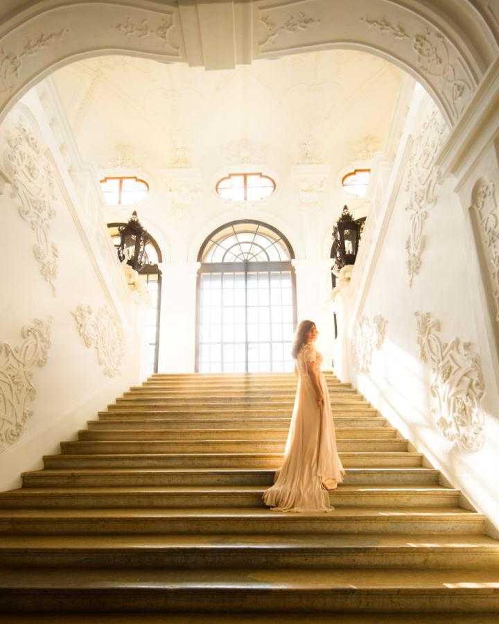 Vacation Photographer Vienna - Belvedere Palace