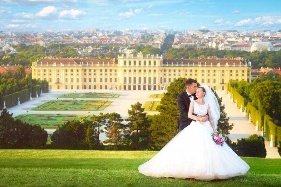 Vacation Photographer Vienna - Schönbrunn Palace